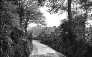 South Nutfield, the Village 1928