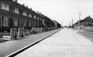 South Ockendon, Cruick Avenue c1955