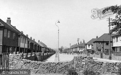 South Ockendon, Orchard Road c.1955