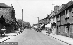 South Ockendon, South Road c.1955