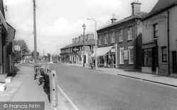 South Ockendon, South Road c.1965