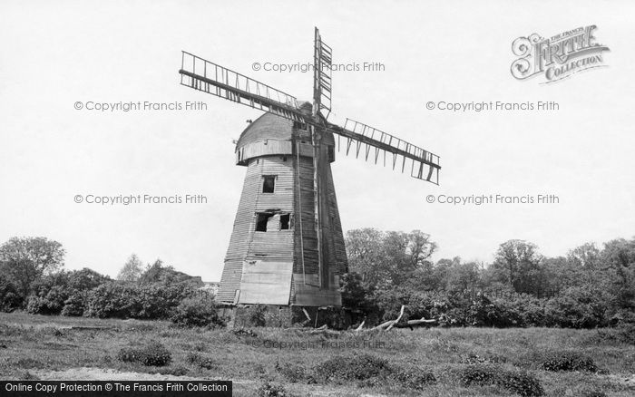 Photo of South Ockendon, The Old Mill c.1955