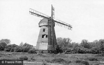 South Ockendon, the Old Mill c1955