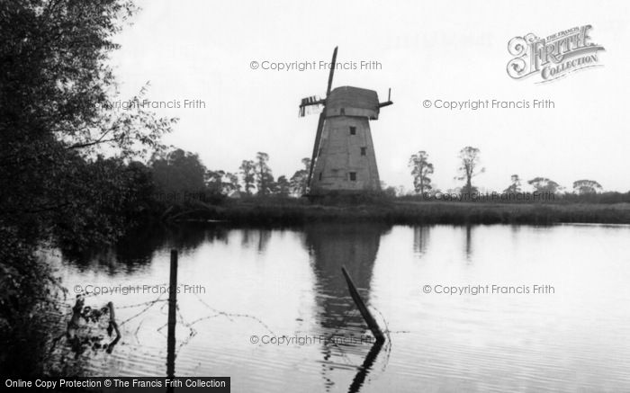 South Ockendon,the Windmill c1960,Essex