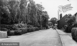 South Ockendon, Village Approach c.1960