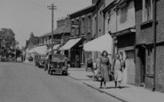 South Ockendon, Walking together in South Road c1955