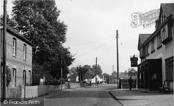 South Ockendon, West Road c.1955