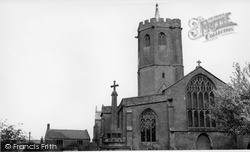 South Petherton, Church Of St Peter And St Paul c.1960