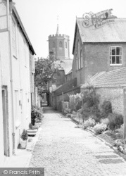 South Petherton, George Lane c.1955