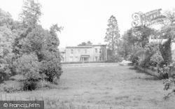South Petherton, Knapp House c.1955
