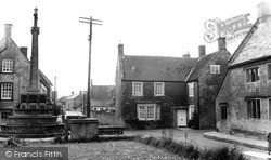 South Petherton, Monks Corner c.1960