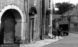 Schoolboys c.1960, South Petherton