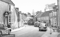 South Petherton, St James Street c.1955