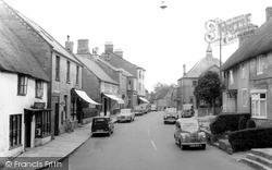 St James' Street c.1960, South Petherton