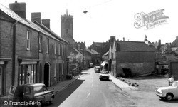 South Petherton, St James' Street c.1960