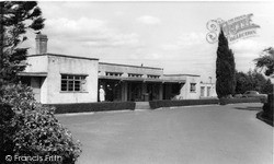 South Petherton, The Hospital c.1963