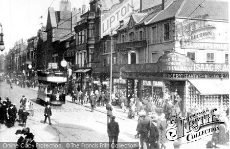Photo of South Shields, King Street 1906, ref. s162003