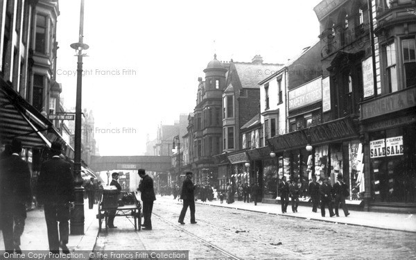 Photo of South Shields, King Street c1898, ref. s162004
