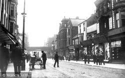 South Shields, King Street c.1898
