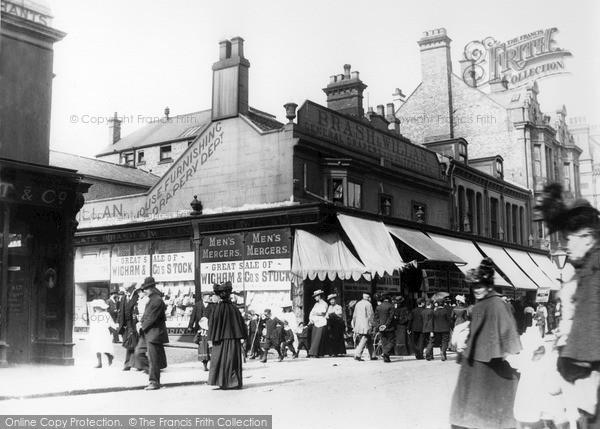 Photo of South Shields, King Street c.1898