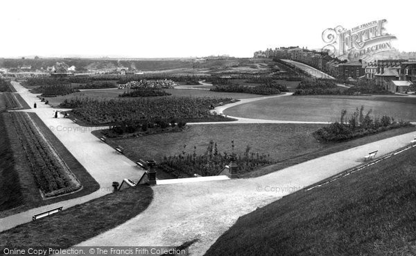 Photo of South Shields, The Park 1888