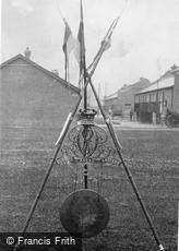 South Tidworth, 9th Lancers c1910