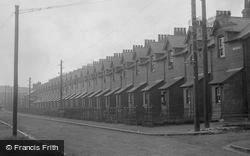 South Tidworth, Aliwal Barracks c.1910