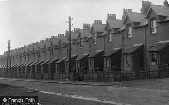 South Tidworth, Assaye c1910