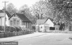 South Tidworth, Bulford Road, A Kiosk c.1962