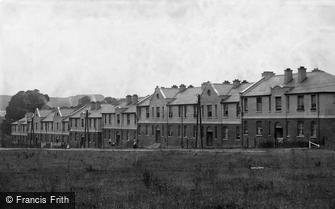 South Tidworth, Flats c1910
