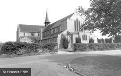 South Tidworth, Garrison Church Of St Michael c.1955