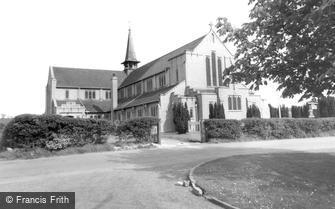 South Tidworth, Garrison Church of St Michael c1955