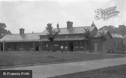 South Tidworth, Guard Room, 9th Lancers c.1910