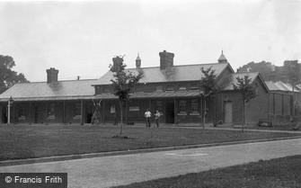 South Tidworth, Guard Room, 9th Lancers c1910