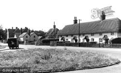 South Tidworth, Hampshire Cross c.1955