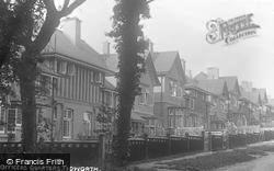 South Tidworth, Officers Quarters c.1910