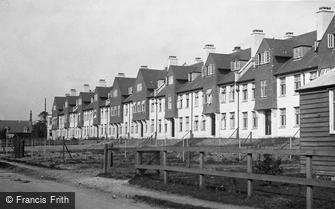 South Tidworth, Officers' Quarters c1910