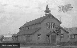 South Tidworth, St Andrew's Scottish Church c.1910