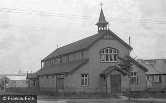 South Tidworth, St Andrew's Scottish Church c1910