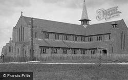 South Tidworth, Tidworth Barracks, St Michael's Garrison Church c.1910
