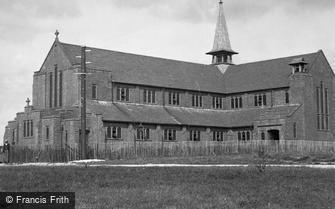 South Tidworth, Tidworth Barracks, St Michael's Garrison Church c1910