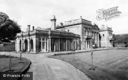 South Tidworth, Tidworth House c.1955