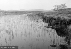 South Uist, Loch Vaccasary 1963