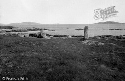 South Uist, Standing Stone, Pollacher 1963