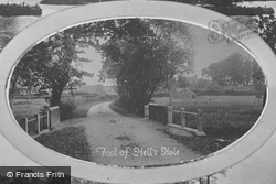 Foot Of Hell's Hole c.1935, South Walsham
