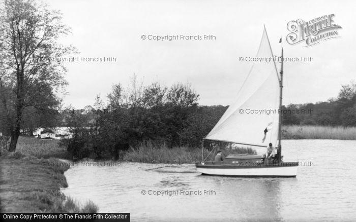 Photo of South Walsham, Yacht c.1931