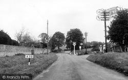 Afton Road c.1955, South Warnborough