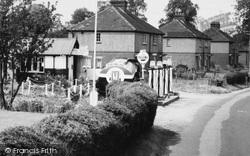 Alton Road Garage c.1960, South Warnborough