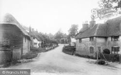 The Village 1904, South Warnborough
