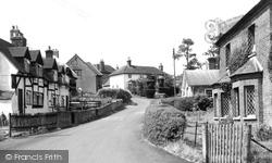 The Village c.1955, South Warnborough
